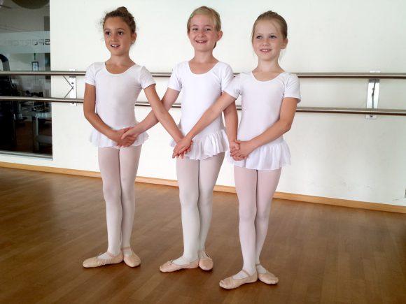 Ballettstufe 7 – 9 Jahre