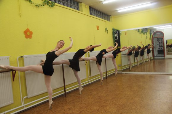 Ballett für Jugendliche und Erwachsene