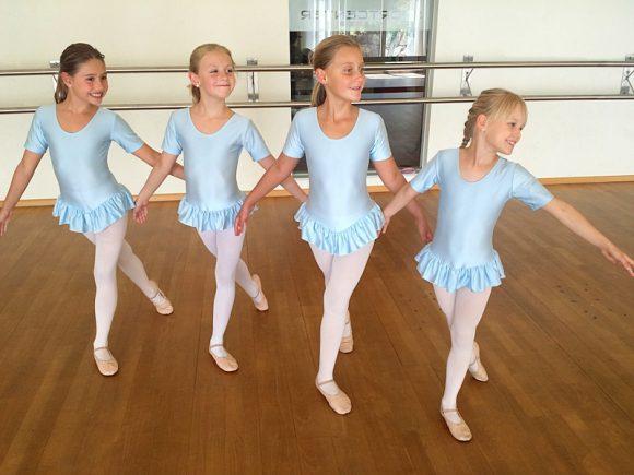 Ballettstufe 10 – 12 Jahre