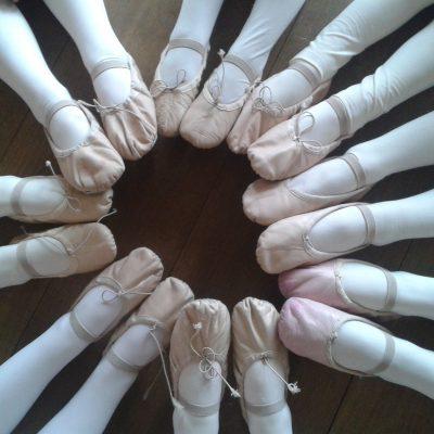 Vorstufen Ballett ab 2 Jahren (mit Elternteil im Unterricht)