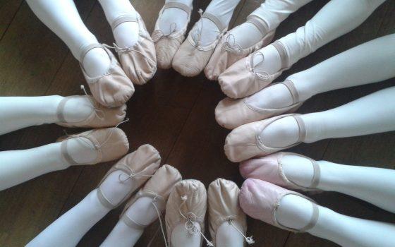Vorstufen Ballett ab 3 Jahre