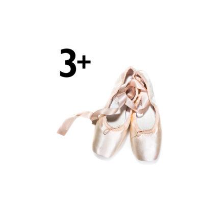Vorstufen-Ballett ab 3 Jahren
