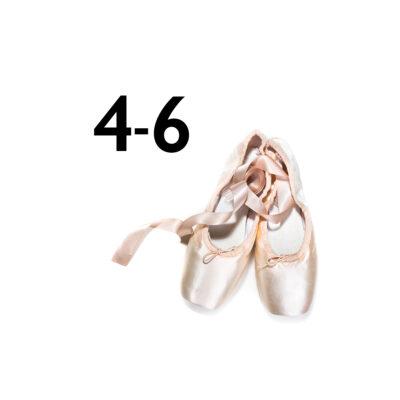 Ballettstufe 4 – 6 Jahre